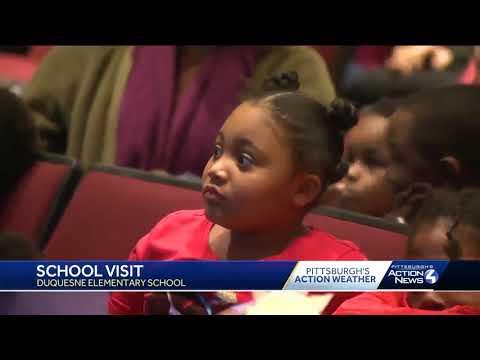 School Visit: Duquesne Elementary School