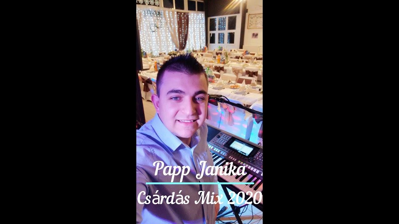 Papp Janika - Novemberi Csárdás mix 2020