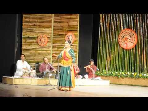 Divya Goswami Performing - Taal Dhamaar