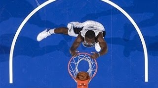 Victor oladipo gets the steal and the 360 dunk