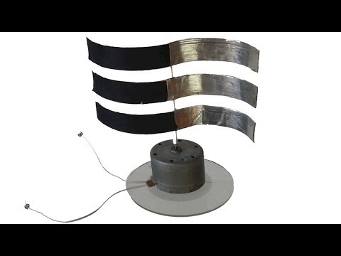 Free Energy Solar Wind Turbine