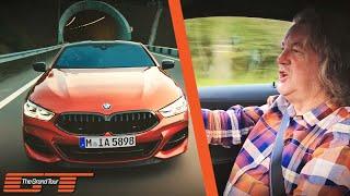 The Grand Tour: BMW M850i