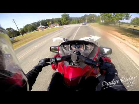 Road Test - 2015 Can Am Spyder RT Limited