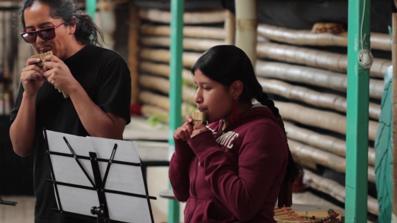 Orquesta Juvenil de Instrumentos Andinos |Ensayo|