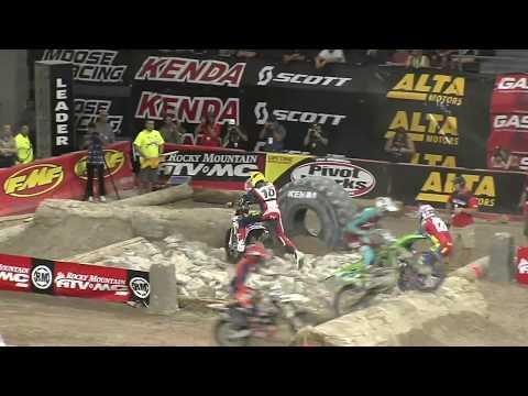 REPLAY | Las Vegas Endurocross Round 1 - Live