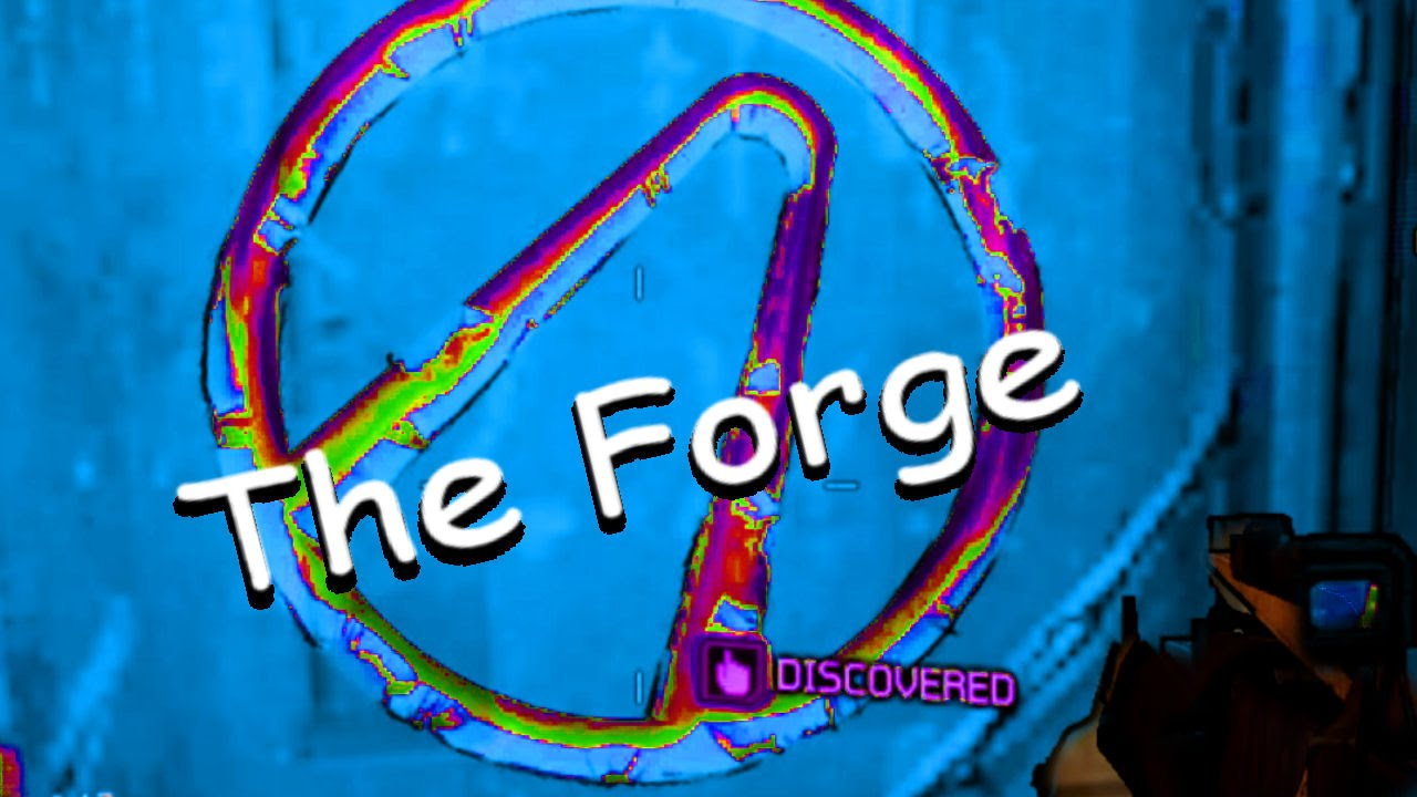 Borderlands 2 The Forge Cult Of The Vault Youtube