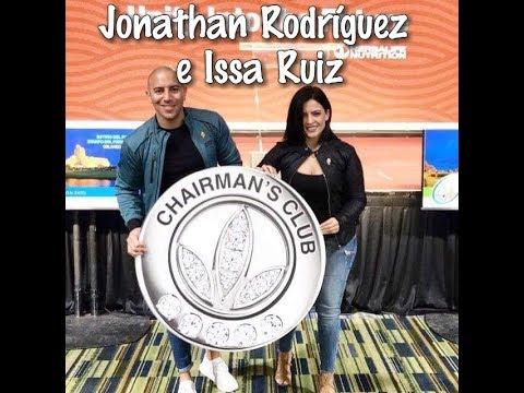 """Jonathan Rodríguez E Issa Ruiz """"EL HURACÁN"""" Miembros Club Del Chairman Puerto Rico🇵🇷💎 #Herbalife"""