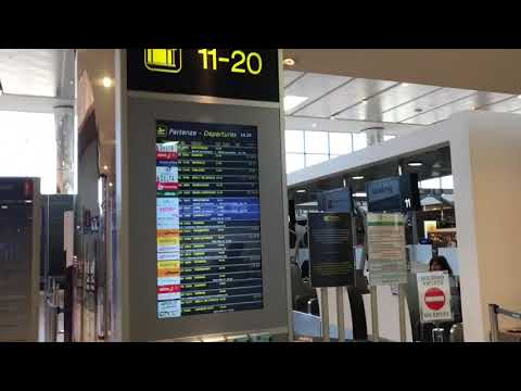 Tiny Travel Tip: Navigating European Airports