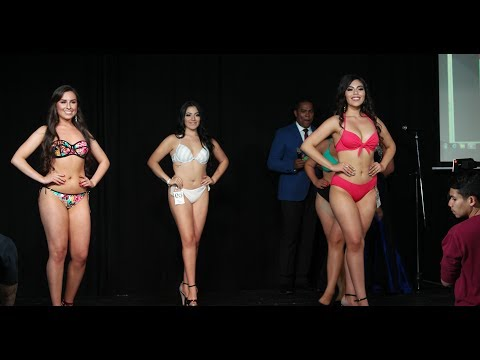 Miss Canada Latina 2017 Swimsuit Presentation