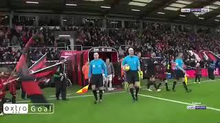 Bournemouth vs Liverpool 2018