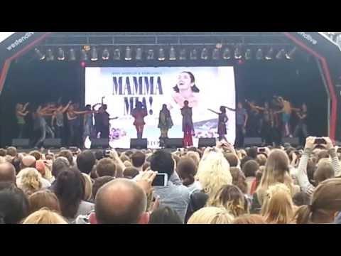 Abba Mamma Mia Live- West End Live 2013