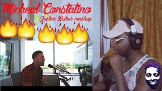 Video Justin Bieber (Despacito Mashup) | Michael Constantino REACTION. download MP3, 3GP, MP4, WEBM, AVI, FLV Juli 2018