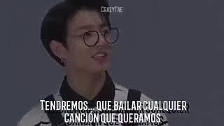 BTS bailando reggaeton ( BTS siendo BTS)