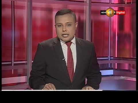 News 1st: Prime Time Sinhala News - 10 PM | (19-03-2018)