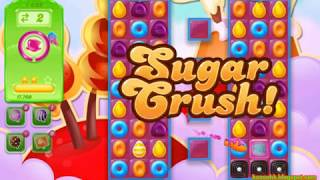 Candy Crush Jelly Saga Level 1639 (3 stars, No boosters)