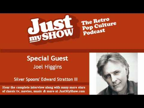 Interview with Silver Spoons Star Joel Higgins AKA Edward Stratton III