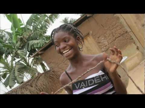 village du Togo, accueil des enfants