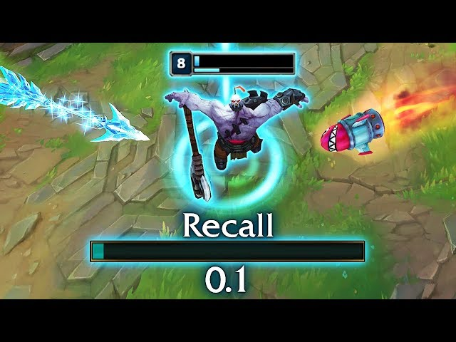 Calculating The PERFECT Escape - 200 IQ Tricks - League of Legends