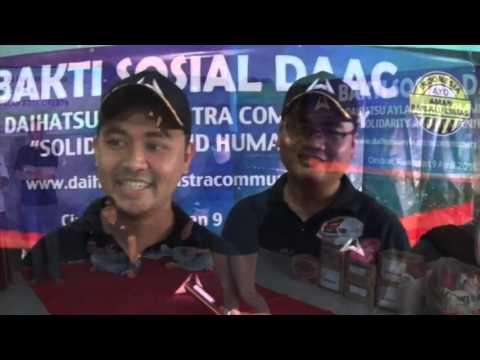 Deklarasi Daihatsu Ayla Astra Community