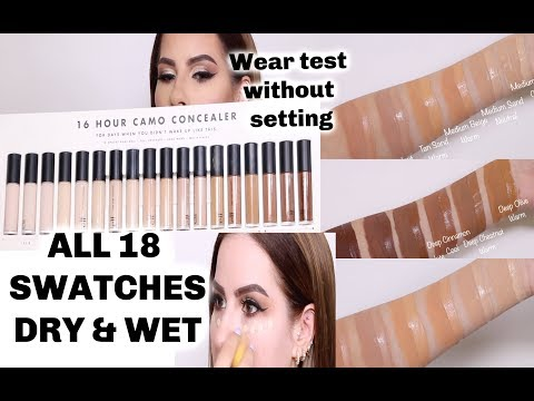 Hydrating Camo Concealer by e.l.f. #20