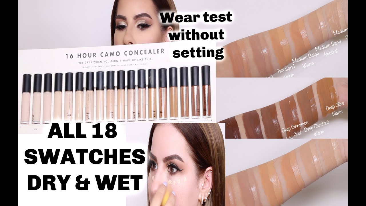 Hydrating Camo Concealer by e.l.f. #13