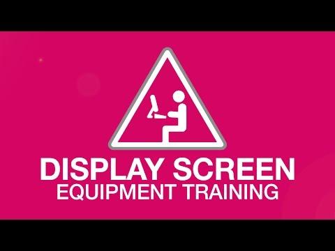 Display Screen Equipment Training | DSE Training