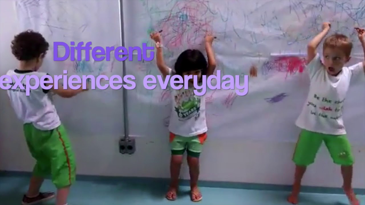 """Edu Mission video 3 - """"Our day-to-day"""""""