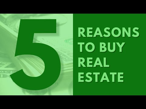 5 Reasons to Buy Rental Real Estate | Mark J Kohler | Tax & Legal Tip
