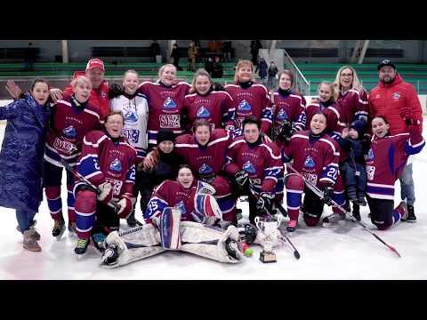 Эверест Vs Гризли (Женский хоккей)