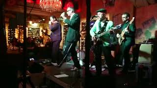 Sugar coated love - Fabulous Thunderbirds Tribute by the Vincenzos
