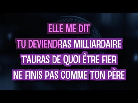 Elle Me Dit | Karaoke Version in the style of Mika