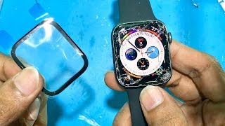 Apple Watch Series 4 glass replacement (44mm)