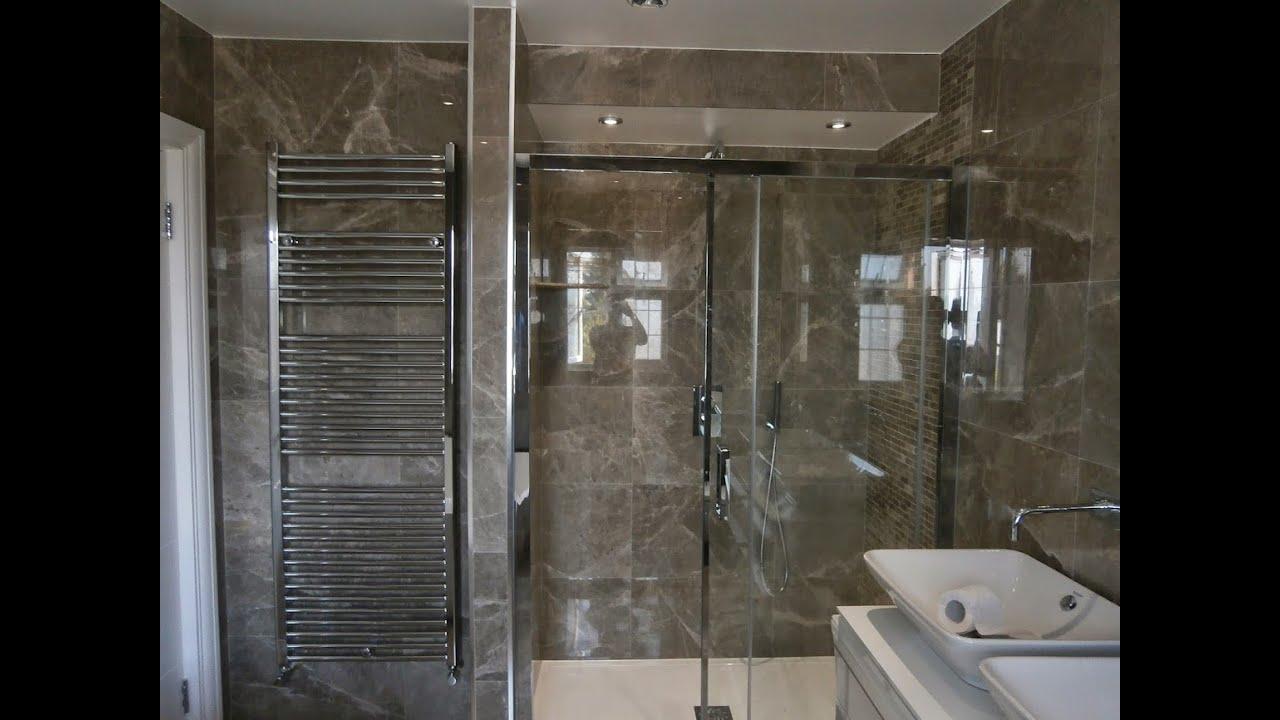 Tile Contractor Barnet - Custom Marble - Granite Jobs - YouTube