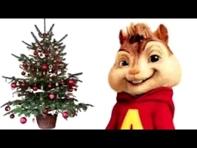 Alvin i wiewiórki -przybieżeli do betlejem