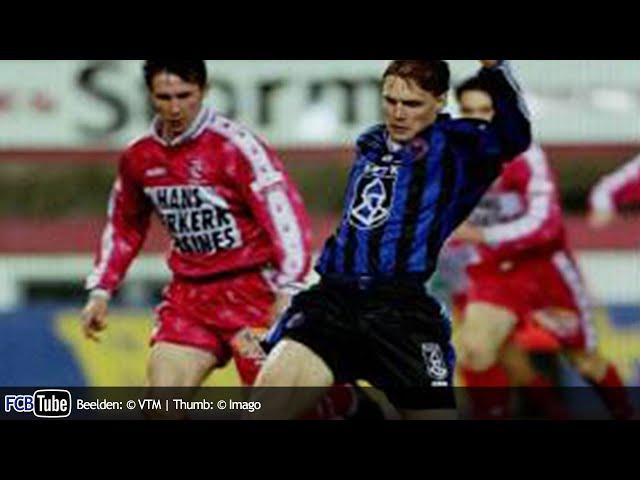 1997-1998 - Beker Van België - 05. Halve Finale - Excelsior Mouscron - Club Brugge 1-2