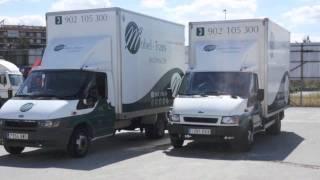 Camiones de mudanzas
