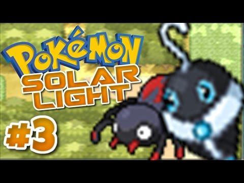 Pokemon Fakemon Game ► Pokemon Solar Light and Lunar Dark 4.0 ► Episode 3 - DULFERN FOREST!