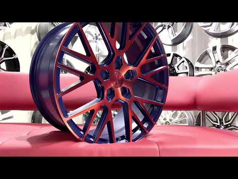 Кованые диски ford mustang gt500 R20