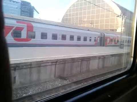 Сидячий вагон Москва Киевский вокзал  Брянск