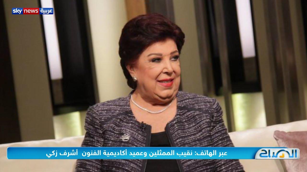أشرف ذكي عن رحيل رجاء الجداوي: خسرنا قامة فنية كبيرة لا أحد يملأ فراغها