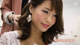 キコーナグループのイメージキャラクターを務める橋本梨菜さんが、キコ...