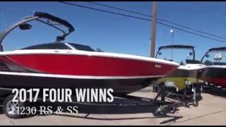 2017 FourWinns H230 RS & SS