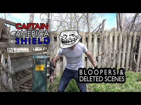 Shield Bloopers/Outtakes + X-Men Apocalypse Project Update???