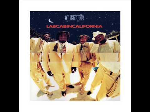 The Pharcyde - Labcabincalifornia [Full Album]