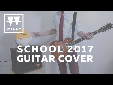 (School 2017/학교 2017 OST) gugudan (구구단) - Believe in this Moment (이 순간을 믿을게) Guitar Cover