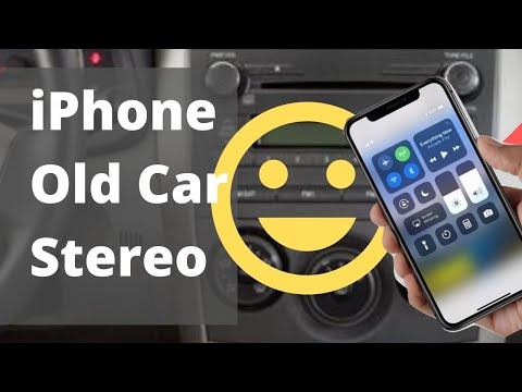 how to play radio on iphone how to play iphone through car radio 6733
