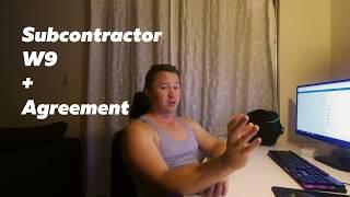Как работать в США? Работник или сабконтрактор? Блага или попадос!