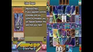 Yu-Gi-Oh WC 2011 - Random Wi-Fi Duel: Fortune Faded vs Geartown Machiners