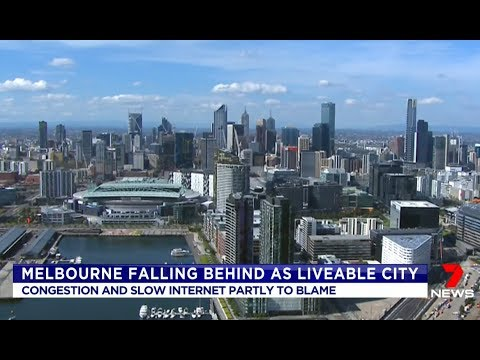 Seven News. Melbourne Losing Status.(Multicultural Nightmare)(Crime)(Congestion)