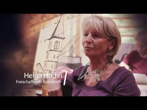 30 Jahre Malkurs mit Helga Hudin